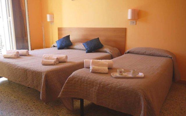 Отель Villa Del Bagnino Римини комната для гостей