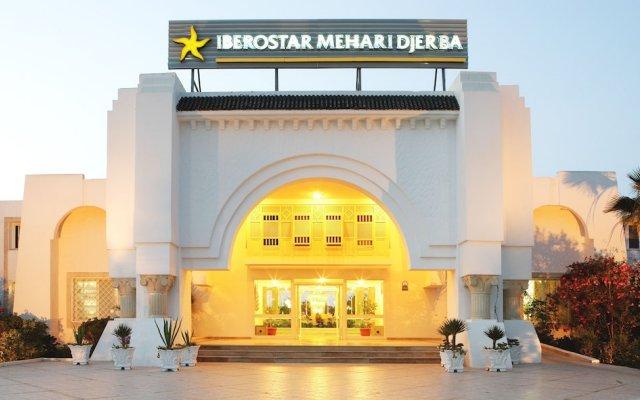 Отель Iberostar Mehari Djerba Тунис, Мидун - отзывы, цены и фото номеров - забронировать отель Iberostar Mehari Djerba онлайн вид на фасад