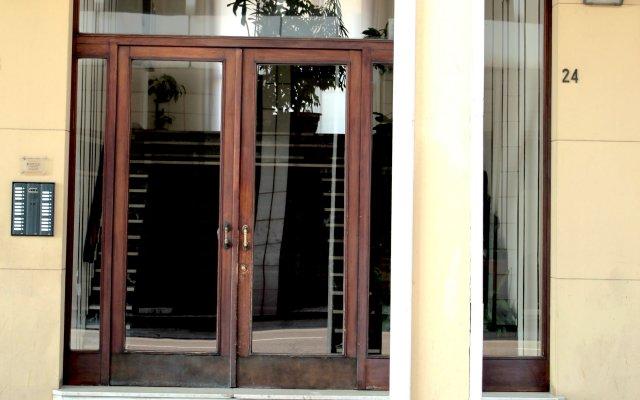 Отель Casa Camilla City Италия, Падуя - отзывы, цены и фото номеров - забронировать отель Casa Camilla City онлайн вид на фасад