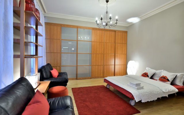 Апартаменты BELLE apartment on Italianskaya Санкт-Петербург комната для гостей