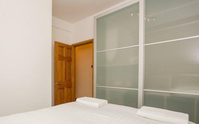 Отель 2 Bedroom Apartment In Fulham Великобритания, Лондон - отзывы, цены и фото номеров - забронировать отель 2 Bedroom Apartment In Fulham онлайн комната для гостей