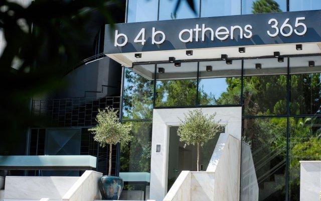 B4B Athens 365 Hotel вид на фасад