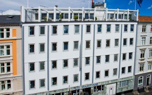 Hotel Maritime вид на фасад