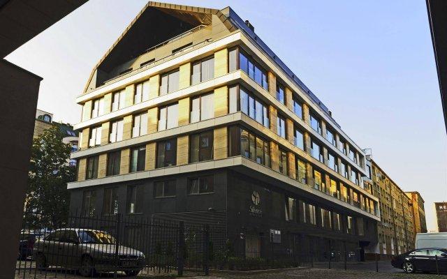 Апартаменты Apartments Wroclaw - Luxury Silence House вид на фасад