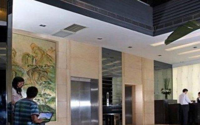 Master Hotel Wenjindu Шэньчжэнь интерьер отеля