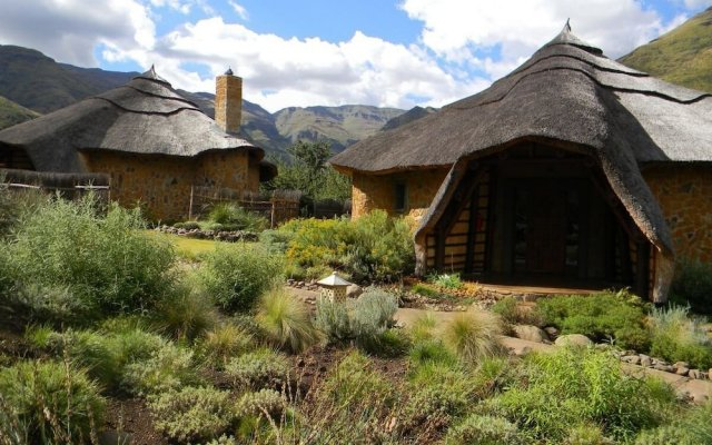 Maliba Lodge Mountain Chalet Twin