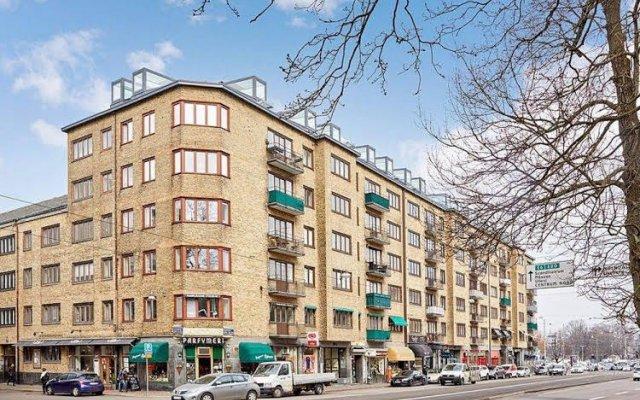 Отель Engel Apartments Швеция, Гётеборг - отзывы, цены и фото номеров - забронировать отель Engel Apartments онлайн вид на фасад