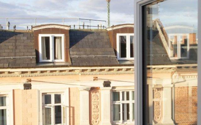 Отель Annex Copenhagen вид на фасад