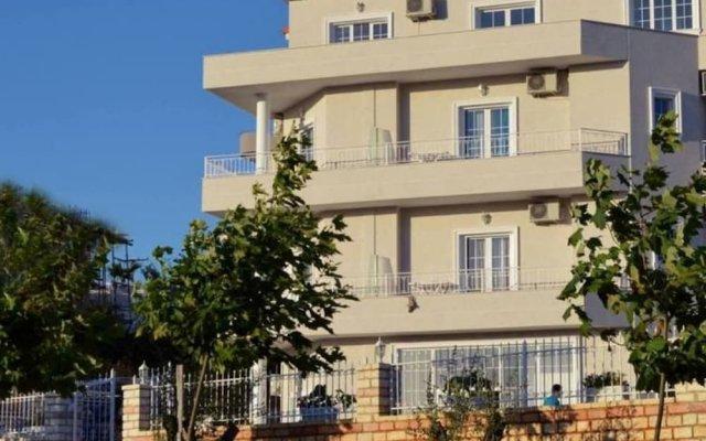 Отель Villa August Ksamil Албания, Ксамил - отзывы, цены и фото номеров - забронировать отель Villa August Ksamil онлайн вид на фасад