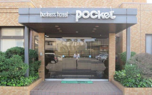 Business Hotel Pocket Минамиавадзи вид на фасад