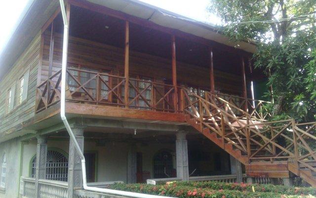 Отель Casa De Campo Гондурас, Тела - отзывы, цены и фото номеров - забронировать отель Casa De Campo онлайн вид на фасад