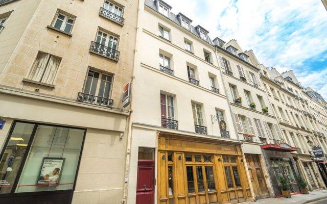 Отель Studio Saint Louis En L'ile Франция, Париж - отзывы, цены и фото номеров - забронировать отель Studio Saint Louis En L'ile онлайн вид на фасад