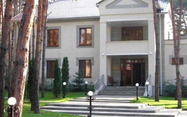 Гостиница Two Rivers в Шебекино отзывы, цены и фото номеров - забронировать гостиницу Two Rivers онлайн вид на фасад