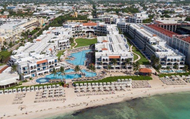 Отель Hilton Playa Del Carmen спортивное сооружение