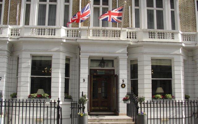 Gainsborough Hotel вид на фасад