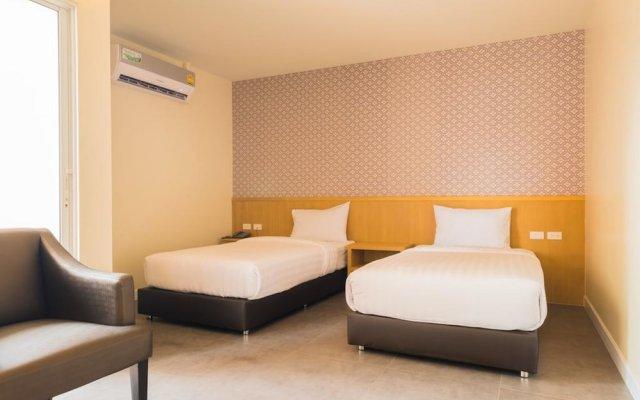 Отель INNARA Паттайя комната для гостей