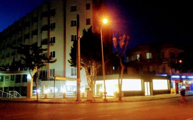 Meryem Ana Hotel Турция, Алтинкум - отзывы, цены и фото номеров - забронировать отель Meryem Ana Hotel онлайн вид на фасад