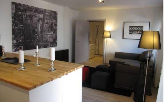 Отель Liège Flats Бельгия, Льеж - отзывы, цены и фото номеров - забронировать отель Liège Flats онлайн комната для гостей