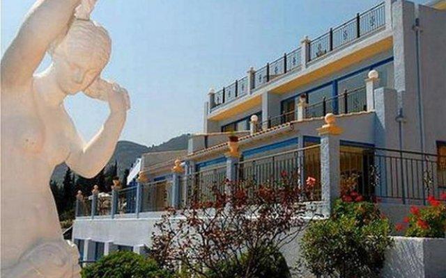 Grande Mare Hotel & Wellness вид на фасад
