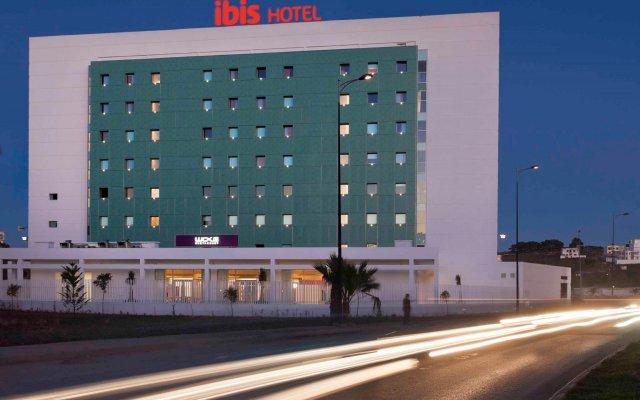 Отель ibis Tanger City Center Марокко, Танжер - отзывы, цены и фото номеров - забронировать отель ibis Tanger City Center онлайн вид на фасад