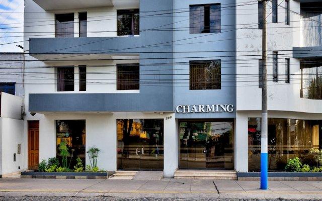 Charming Hotel E.I.R.L. 0