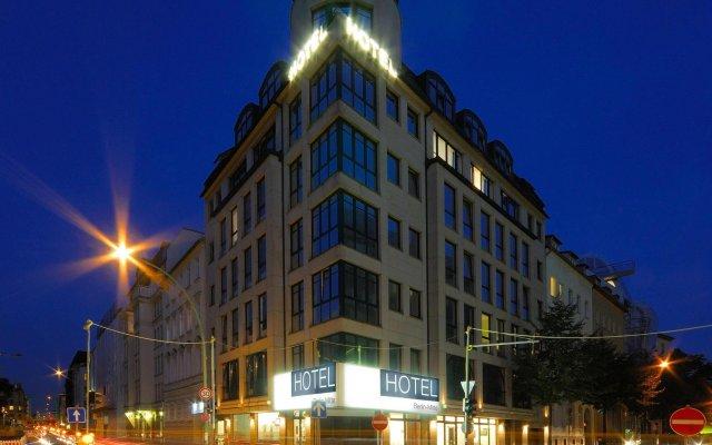 Hotel Berlin-Mitte Campanile вид на фасад