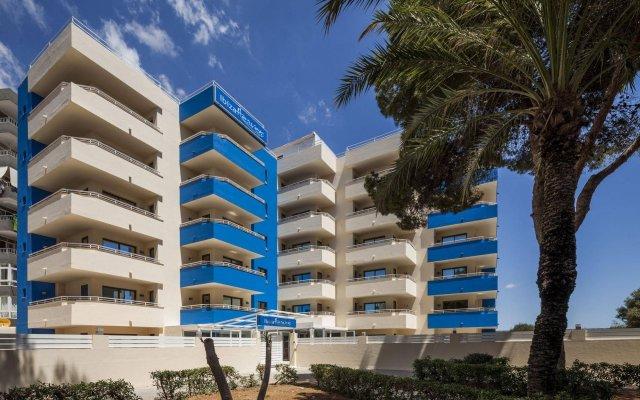 Апартаменты Ibiza Heaven Apartments вид на фасад