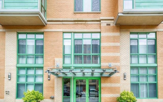 Отель Ginosi Washington Apartel США, Вашингтон - отзывы, цены и фото номеров - забронировать отель Ginosi Washington Apartel онлайн вид на фасад