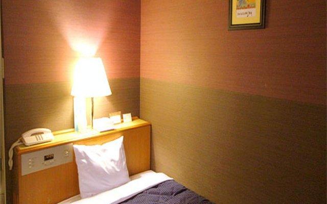 Hotel New Gaea Hakataeki-minami (ex. Hotel Smart Inn Hakata Ekimae) Фукуока комната для гостей