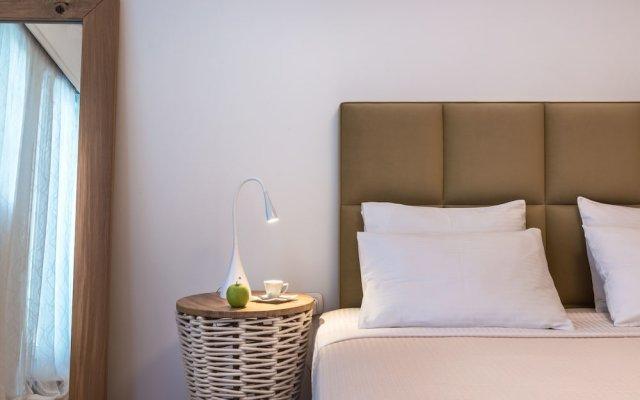 Отель Damma Beachfront Luxury Villa Греция, Остров Санторини - отзывы, цены и фото номеров - забронировать отель Damma Beachfront Luxury Villa онлайн комната для гостей