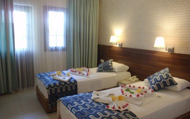 Bronze Hotel комната для гостей