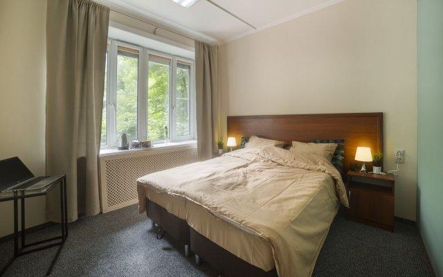 Mini Hotel Nice комната для гостей