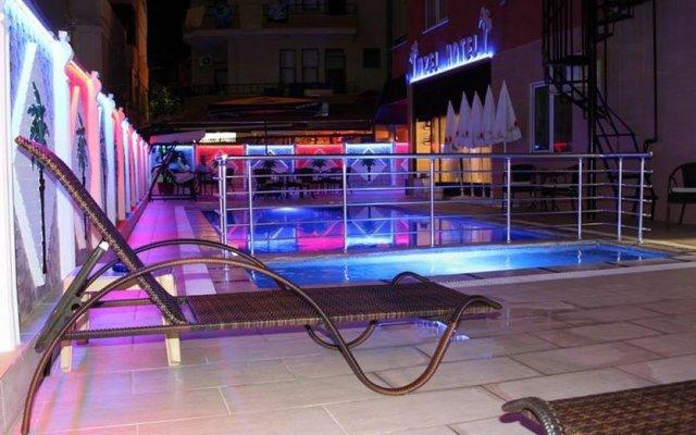 Destino Hotel Турция, Аланья - отзывы, цены и фото номеров - забронировать отель Destino Hotel онлайн вид на фасад