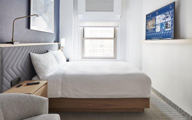 Radisson Hotel New York Wall Street комната для гостей