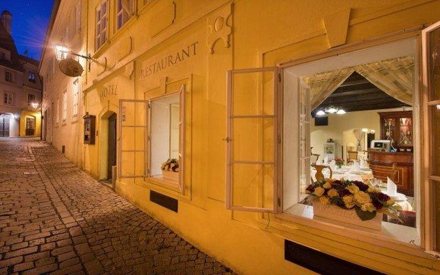 Отель Boutique Hotel Constans Prague Чехия, Прага - - забронировать отель Boutique Hotel Constans Prague, цены и фото номеров вид на фасад