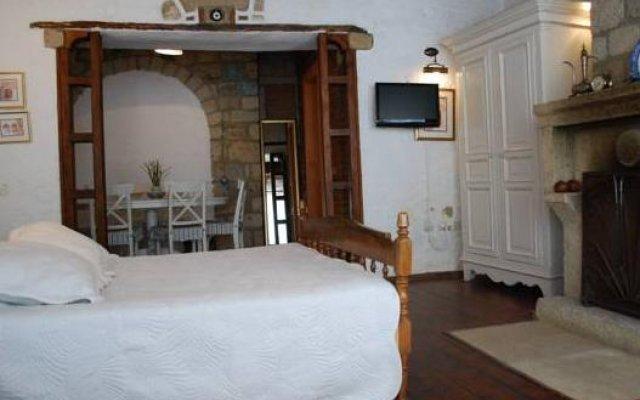 Отель Mavi Ev Чешме комната для гостей