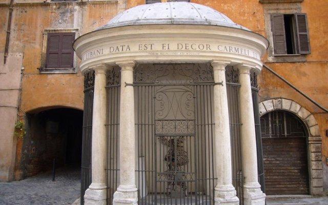 Отель Costaguti Apartment Италия, Рим - отзывы, цены и фото номеров - забронировать отель Costaguti Apartment онлайн вид на фасад