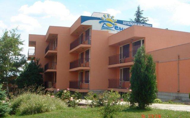 Hotel Denitza вид на фасад