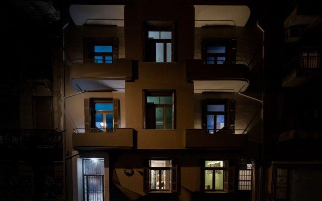 Nubian Hostel вид на фасад