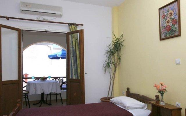 Отель Pension Stella Греция, Остров Санторини - 1 отзыв об отеле, цены и фото номеров - забронировать отель Pension Stella онлайн комната для гостей