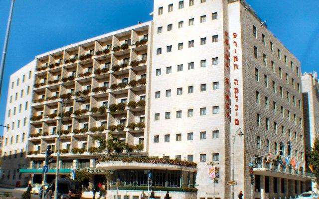 Отель Prima Kings Иерусалим вид на фасад