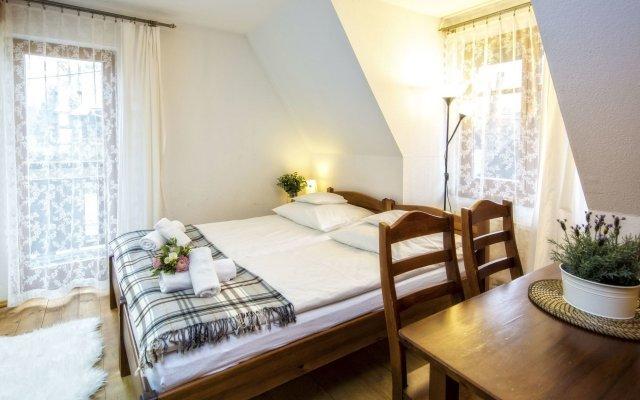 Отель Willa Olga Закопане комната для гостей