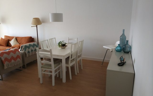 Апартаменты Lila Beach Apartment Понта-Делгада комната для гостей