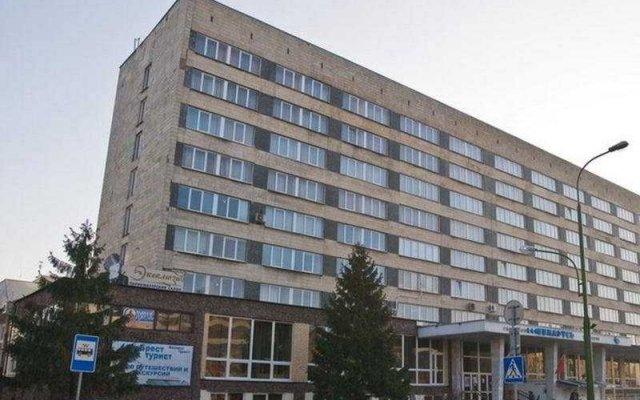 Отель «Беларусь», Брест