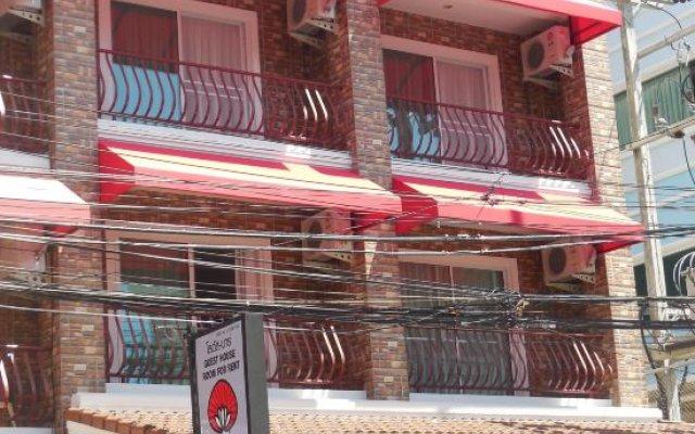Отель Lotus-Bar вид на фасад