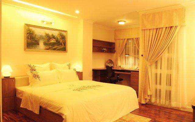 Апартаменты Golden Globe Apartment комната для гостей