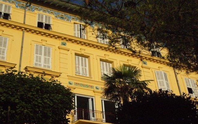 Отель Villa Vermorel Франция, Ницца - отзывы, цены и фото номеров - забронировать отель Villa Vermorel онлайн вид на фасад