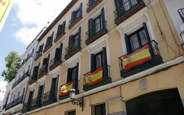 Отель Opera Suite - Madflats Collection Испания, Мадрид - отзывы, цены и фото номеров - забронировать отель Opera Suite - Madflats Collection онлайн вид на фасад