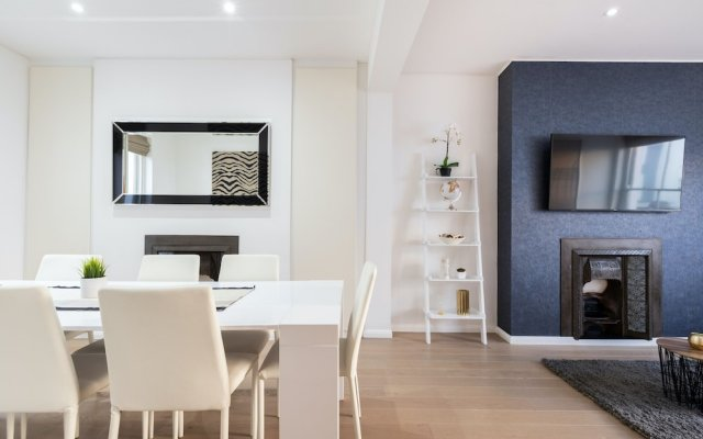 Апартаменты Kensington Area - Private Apartment Лондон