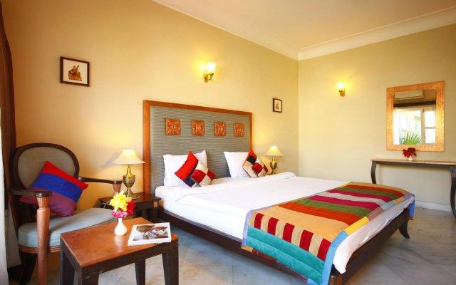 Отель King's Abode комната для гостей